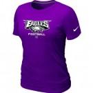 Women's Philadelphia Eagles Printed T Shirt 11024