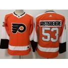 Women's Philadelphia Flyers #53 Shayne Gostisbehere Orange Jersey