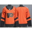 Women's Philadelphia Flyers Blank Orange 2019 Stadium Series Jersey