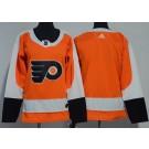 Women's Philadelphia Flyers Blank Orange Jersey