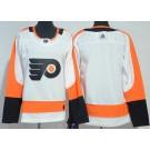 Women's Philadelphia Flyers Blank White Jersey