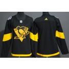 Women's Pittsburgh Penguins Blank Black 2019 Stadium Series Jersey