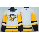 Women's Pittsburgh Penguins Blank White Jersey