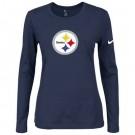 Women's Pittsburgh Steelers Printed T Shirt 15061