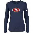 Women's San Francisco 49ers Printed T Shirt 15047
