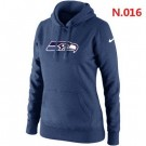 Women's Seattle Seahawks Printed Hoodie 2902