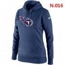 Women's Tennessee Titans Printed Hoodie 3102