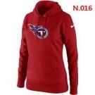 Women's Tennessee Titans Printed Hoodie 3105