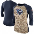 Women's Tennessee Titans Printed T Shirt 15099
