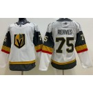 Women's Vegas Golden Knights #75 Ryan Reaves White Jersey