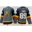 Women's Vegas Golden Knights #89 Alex Tuch Gray Jersey