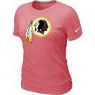Women's Washington Redskins Printed T Shirt 13094