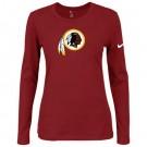 Women's Washington Redskins Printed T Shirt 15105