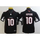 Youth Arizona Cardinals #10 DeAndre Hopkins Limited Black Vapor Untouchable Jersey