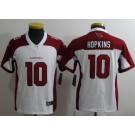Youth Arizona Cardinals #10 DeAndre Hopkins Limited White Vapor Untouchable Jersey