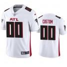 Youth Atlanta Falcons Customized Limited White 2020 Vapor Untouchable Jersey