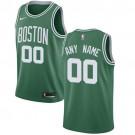 Youth Boston Celtics Customized Green Icon Swingman Nike Jersey