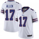 Youth Buffalo Bills #17 Josh Allen Limited White Vapor Untouchable Jersey