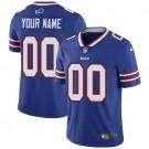 Youth Buffalo Bills Customized Limited Blue Vapor Untouchable Jersey