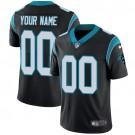 Youth Carolina Panthers Customized Limited Black Vapor Untouchable Jersey