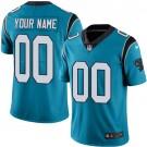 Youth Carolina Panthers Customized Limited Blue Vapor Untouchable Jersey