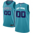 Youth Charlotte Hornets Customized Green Icon Swingman Nike Jersey