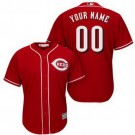 Youth Cincinnati Reds Customized Red Cool Base Jersey