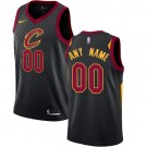 Youth Cleveland Cavaliers Customized Black Icon Swingman Nike Jersey