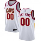 Youth Cleveland Cavaliers Customized White Icon Swingman Nike Jersey