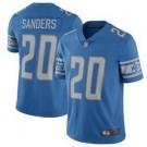 Youth Detroit Lions #20 Barry Sanders Limited Blue Vapor Untouchable Jersey