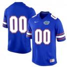 Youth Florida Gators Customized Blue 2017 College Football Jersey