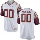 Youth Florida State Seminoles Customized White 2016 College Football Jersey