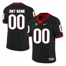 Youth Georgia Bulldogs #11 Jake Fromm Black Rush College Football Jersey