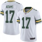 Youth Green Bay Packers #17 Davante Adams Limited White Vapor Untouchable Jersey