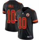 Youth Kansas City Chiefs #10 Tyreek Hill Limited Black Vapor Untouchable Jersey