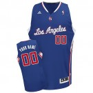 Youth Los Angeles Clippers Customized Blue Swingman Adidas Jersey