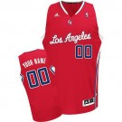Youth Los Angeles Clippers Customized Red Swingman Adidas Jersey