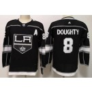 Youth Los Angeles Kings #8 Drew Doughty Black Jersey