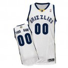 Youth Memphis Grizzlies Customized White Swingman Adidas Jersey