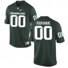 Youth Michigan State Spartans Customized Green 2016 College Football Jersey