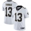 Youth New Orleans Saints #13 Michael Thomas Limited White Vapor Untouchable Jersey