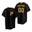 Youth Pittsburgh Pirates Customized Black 2020 Cool Base Jersey