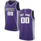 Youth Sacramento Kings Customized Purple Icon Swingman Nike Jersey