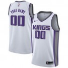 Youth Sacramento Kings Customized White Icon Swingman Nike Jersey