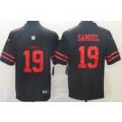 Youth San Francisco 49ers #19 Deebo Samuel Limited Black Vapor Untouchable Jersey