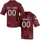 Youth South Carolina Gamecock Customized Red College Football Jersey