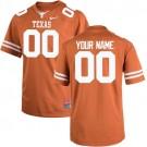 Youth Texas Longhorns Customized Burnt Orange College Football Jersey