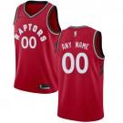 Youth Toronto Raptors Customized Red Icon Swingman Nike Jersey