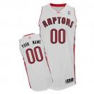 Youth Toronto Raptors Customized White Swingman Adidas Jersey