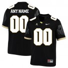 Youth UCF Customized Black College Football Jersey